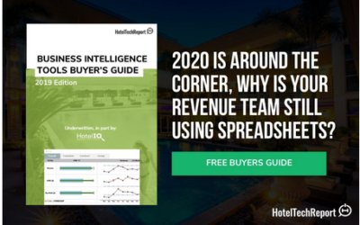 2019 Hotel Business Intelligence Buyer's Guide