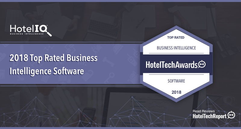 2018 Top Rated Business Intelligence Software
