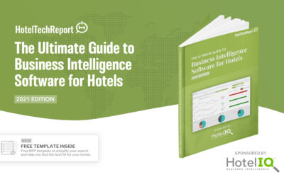 The Official 2021 Buyers Guide to Hotel Business Intelligence Software