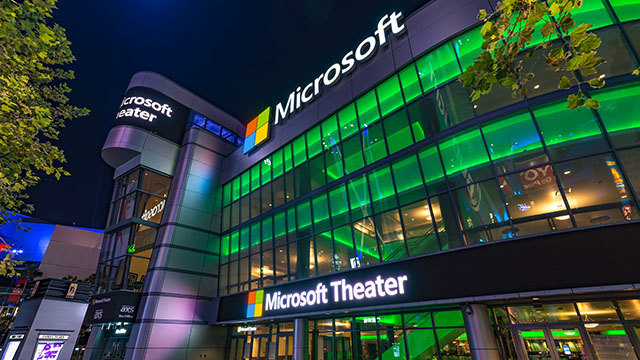 Microsoft Theater