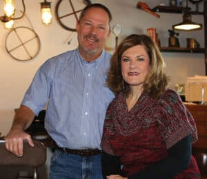Russell and Vicki Thorp of Schuler Enterprises