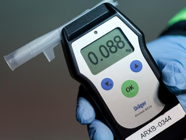 Upon being arrested for DUI should I refuse to give a breath test sample ?