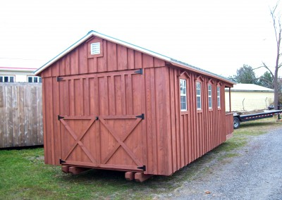 Amish Shed Cabin