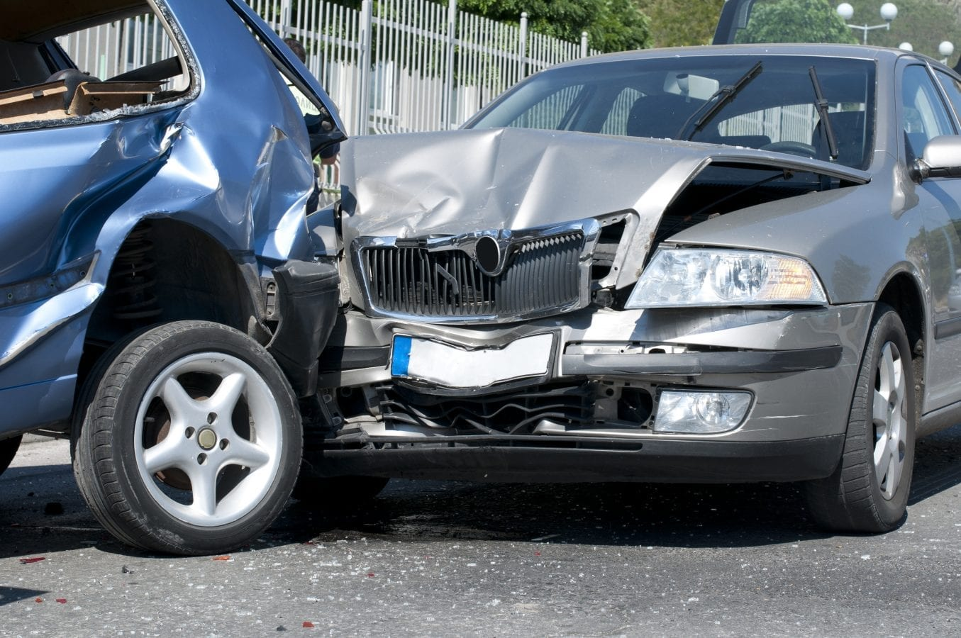 A situation that requires a car accident lawyer in Miami, FL