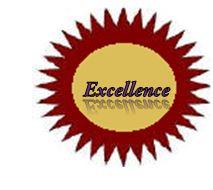 Plumbing seal of exellence