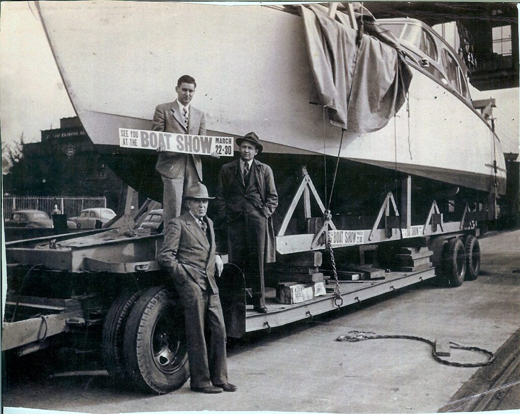 Boat Show 1947