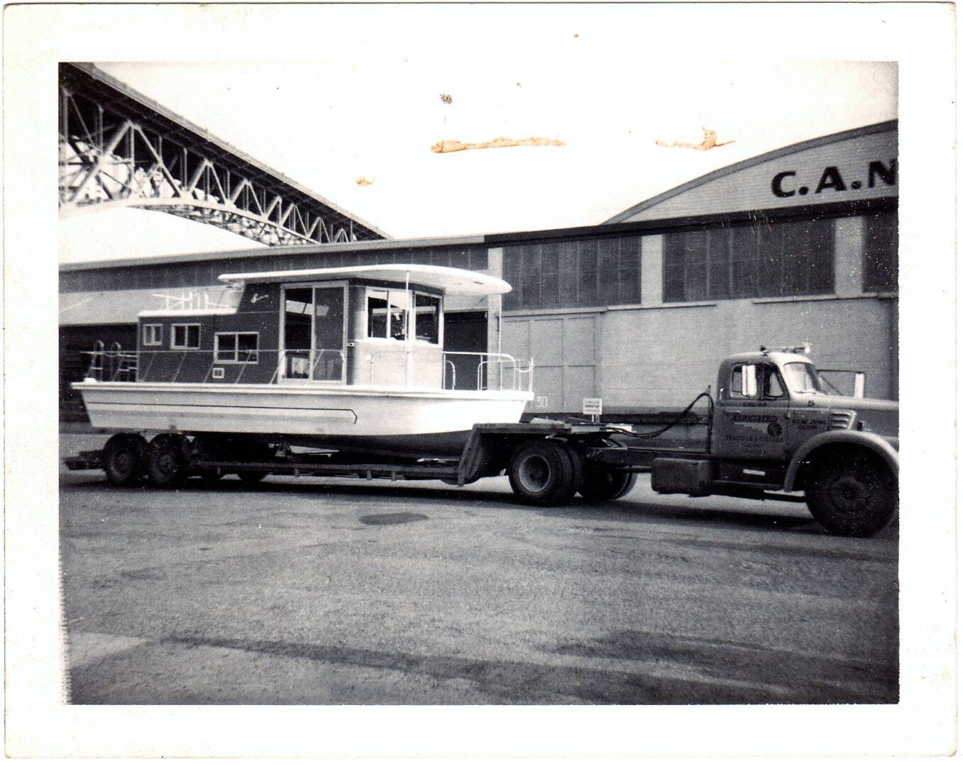 Houseboat 1951