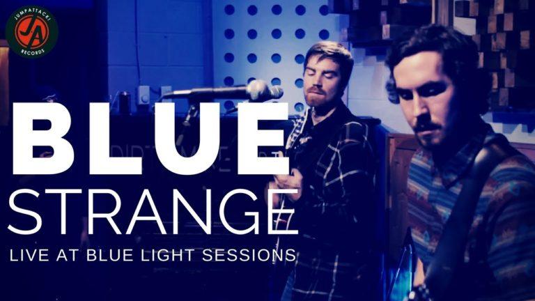 Blue Strange