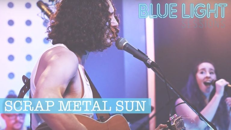 scrap metal sun