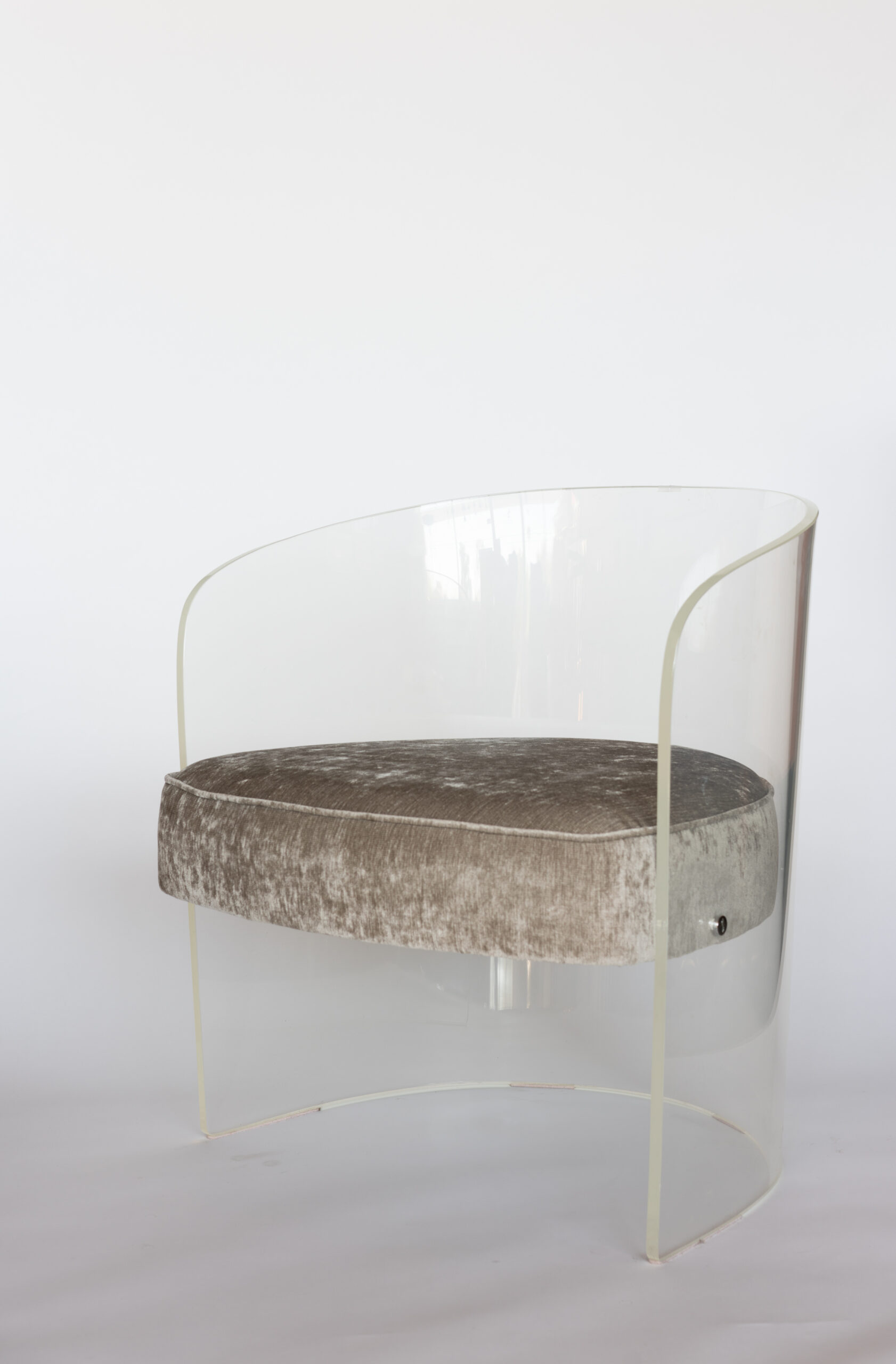 Pair of Lucite Chairs - $1450