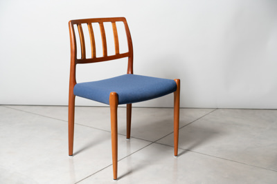 Set of Eight J.L. Møller Chairs - $2100