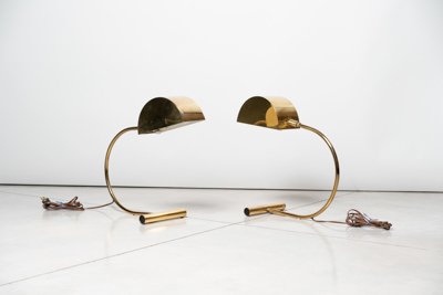Koch & Lowy Cantaliever Lamp - $395