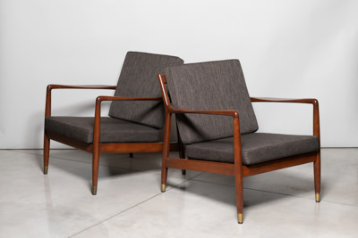 Pair of Lounge Chairs - $1350