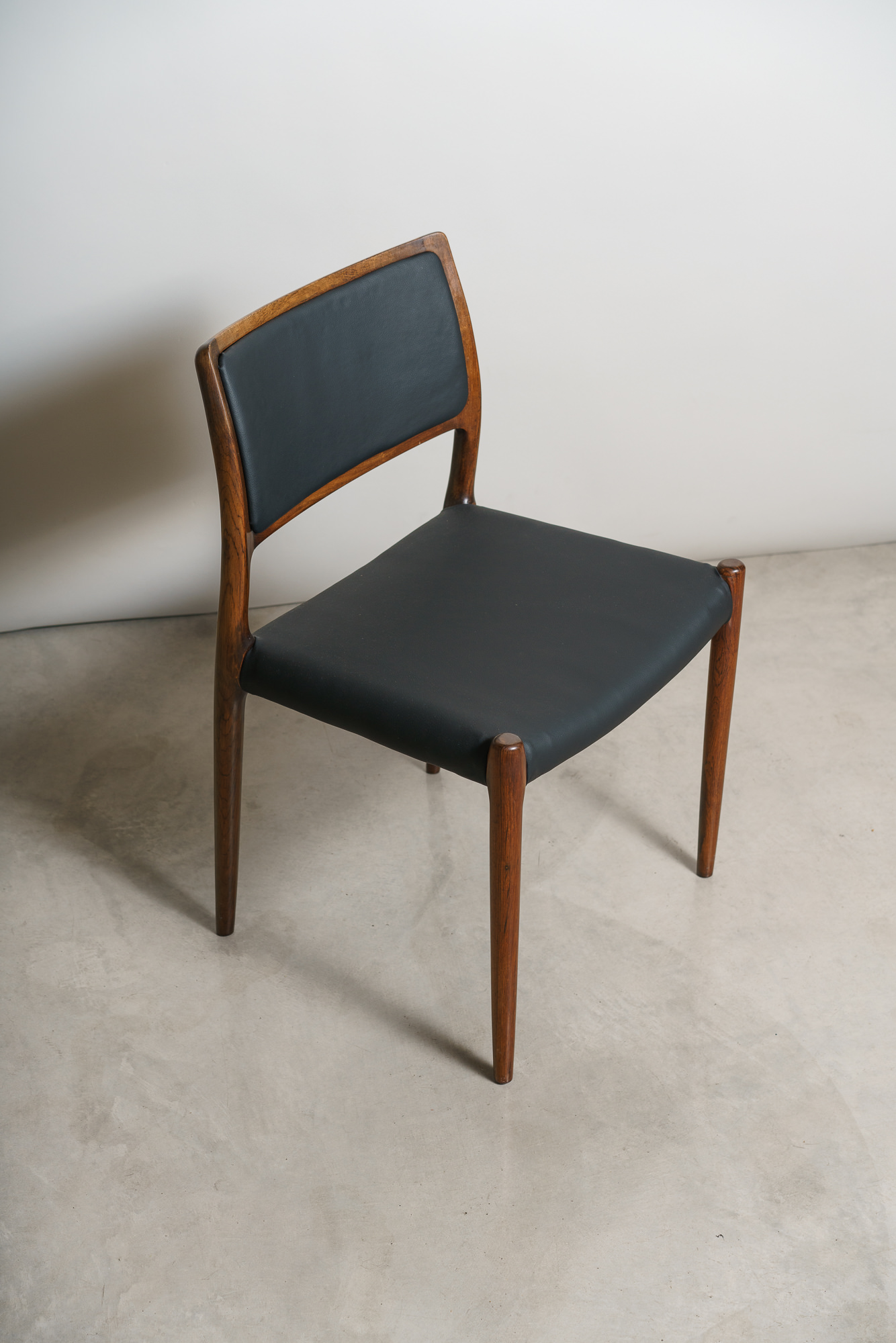 Niels Otto Moller Rosewood Dining Chairs - $1150