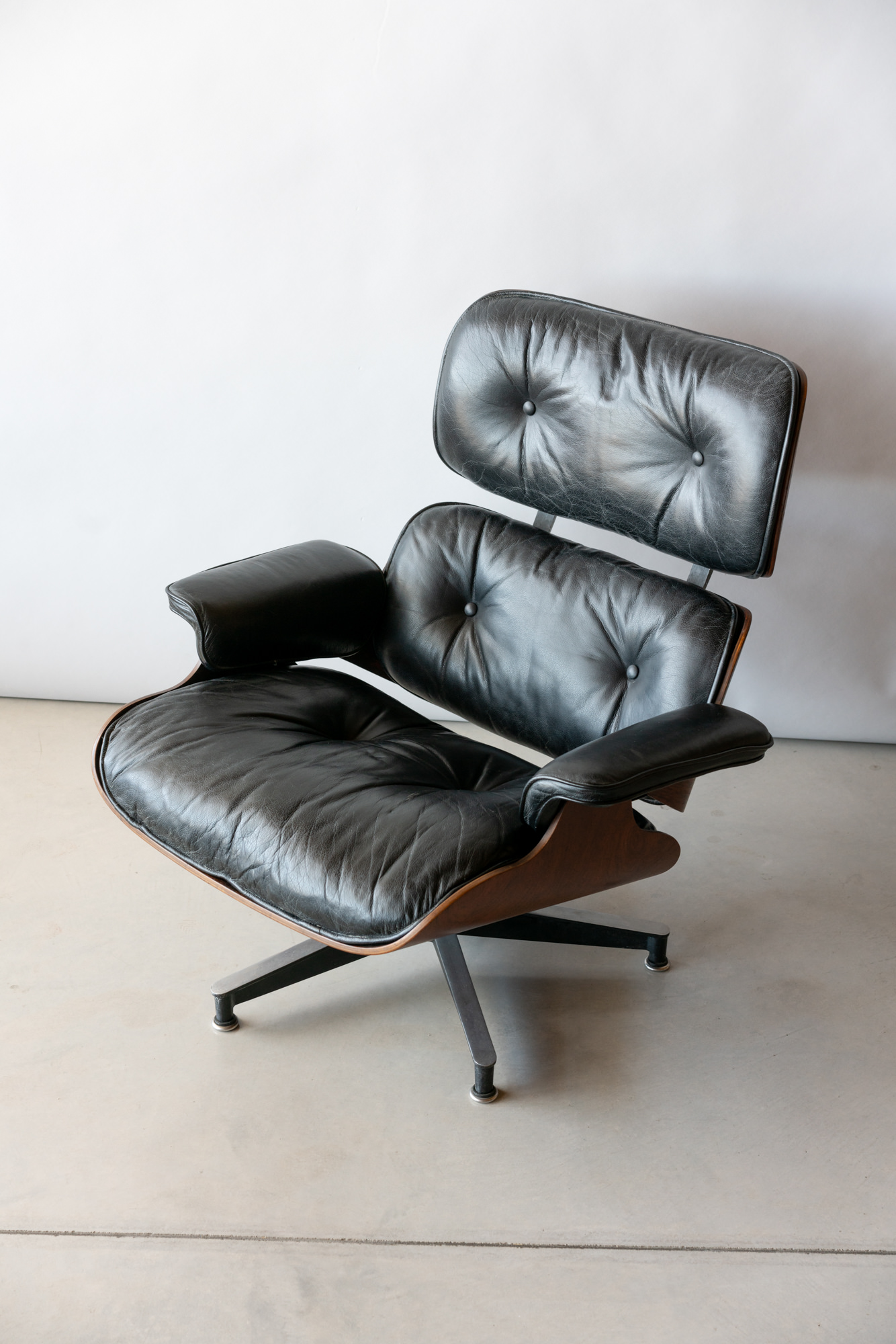 Eames 1st Edition Lounge Chair