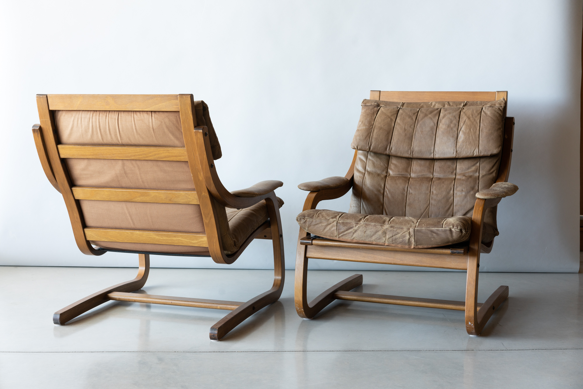 Stouby Polster Lounge Chair Set - $1,095