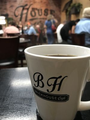 Brick House Cafe coffee