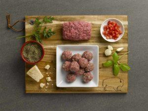 Bison Nutrition Information