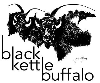 Black Kettle Buffalo