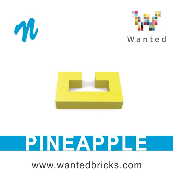 N-PINEAPPLE-3D-PRINTING-BUILDING-BLOCKS-CONSTRUCTION-TOY-BLOCKS