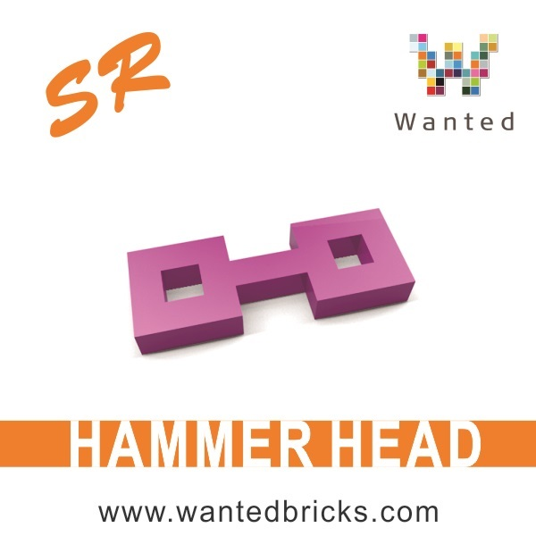 SR-HAMMER-HEAD-3D-PRINTING-BUILDING-BLOCKS-CONSTRUCTION-TOY-BLOCKS