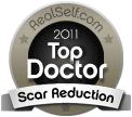 2011 Top Doctor Scar Reduction