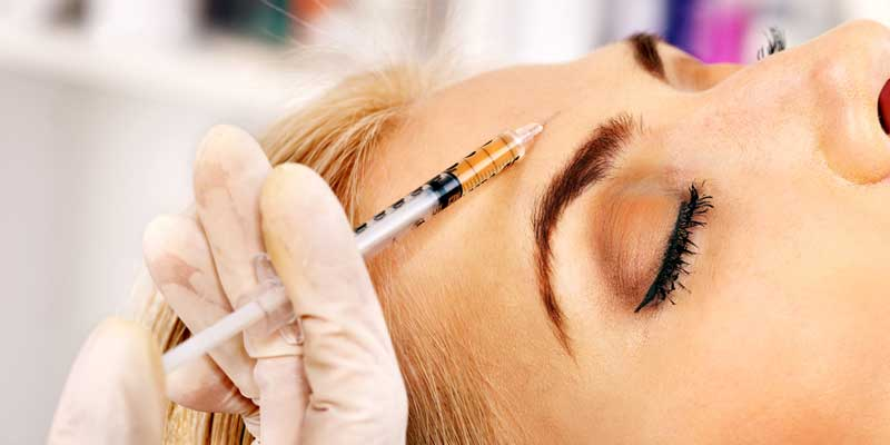 Orange Botox and Fillers Cosmetic Procedure - Dr. Tavoussi