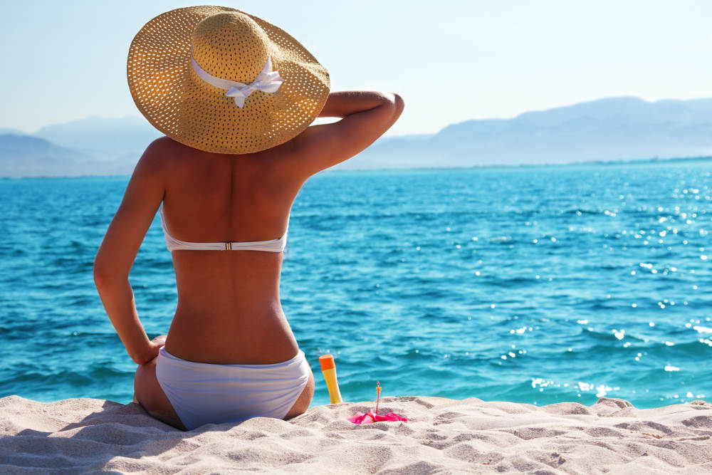 Dr. Tavoussi - Laser Skin Resurfacing for Summertime Skin Damage Newport Beach