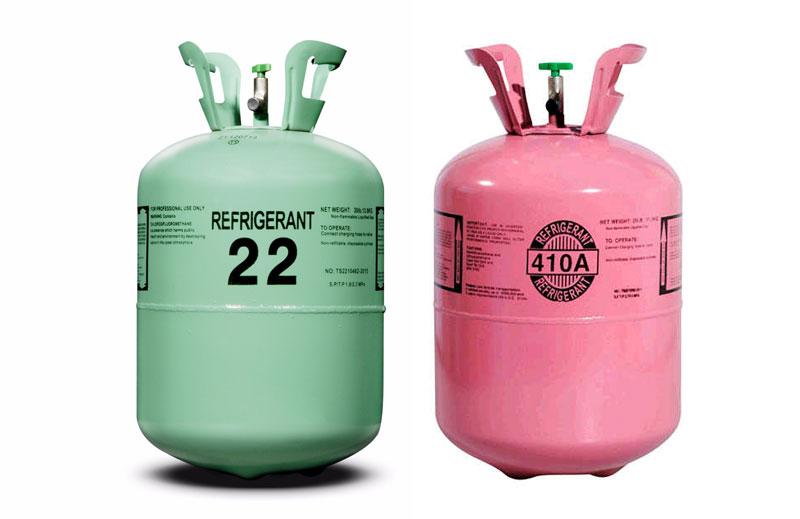 The New Refrigerants
