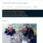 The Cave Pearl Project –  Underwater Arduino Data Loggers