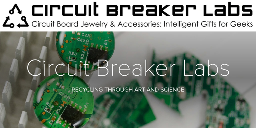Circuit Breaker Labs logo and home