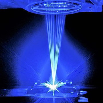 New, Bright and Blue High-Powered Diode Lasers