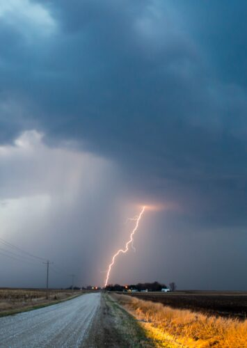 South Central Kansas Storms Causing Damage