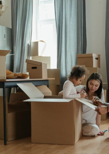 Tips for Moving Into Your New Derby Home