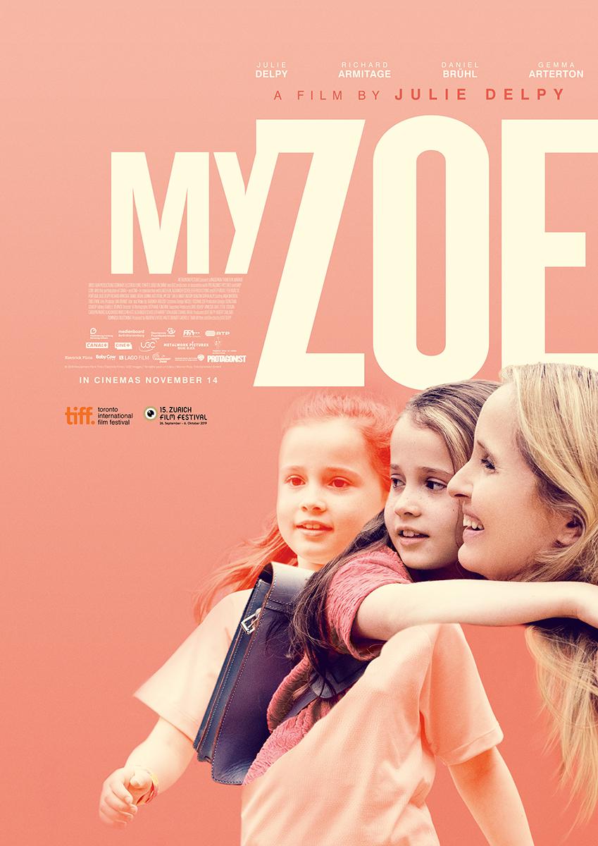 my zoe movie poster
