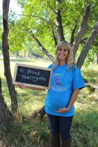 Surrogate Mother Pregnant in Canada