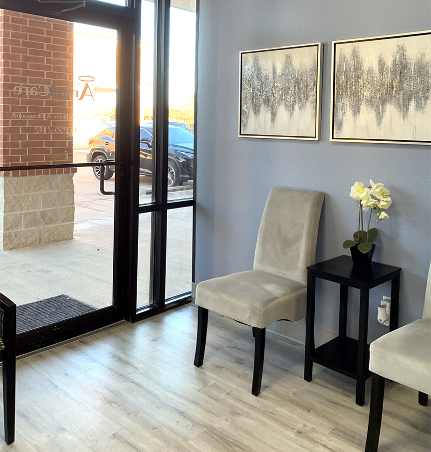 AngelCare Waiting Area
