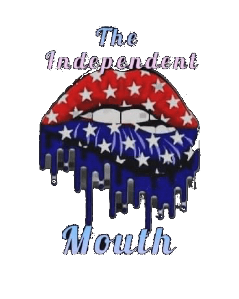THis is the new logo of the independent mouth