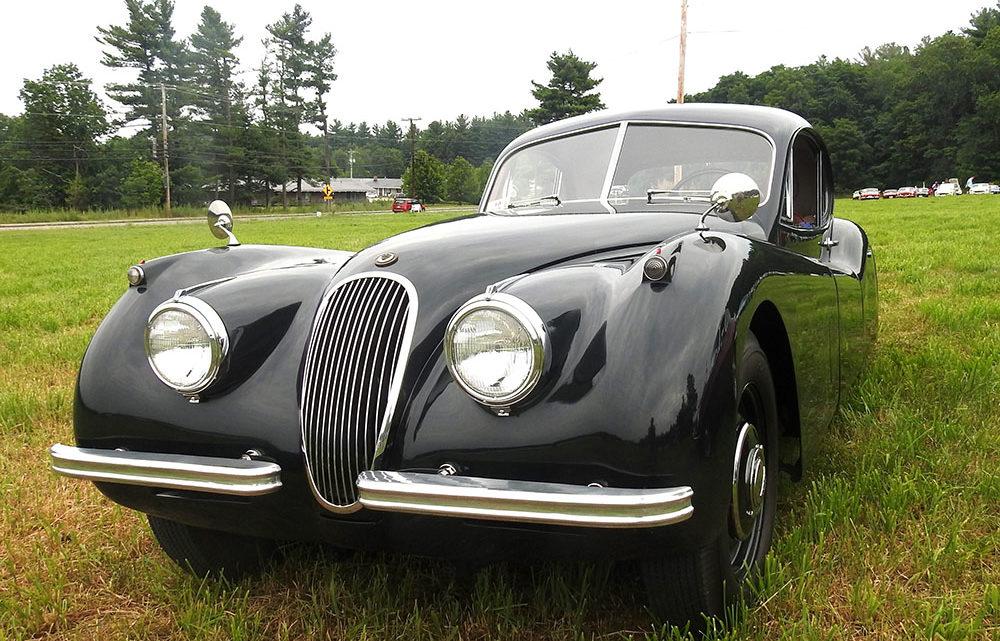 antiques car