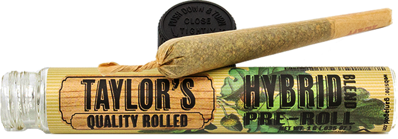 Taylors USA: Quality Rolled Pre-Rolls