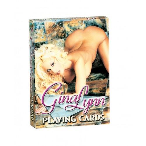 PLAYING CARDS GINA LYNN