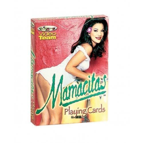 PLAYING CARDS MAMACITAS