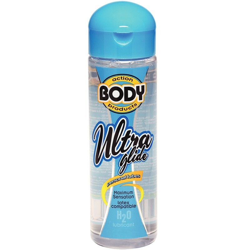 Body Action Ultra Glide Water Based Lubricant