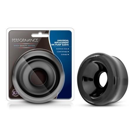 Performance Universal Replacement TPE Pump Sleeve – Black