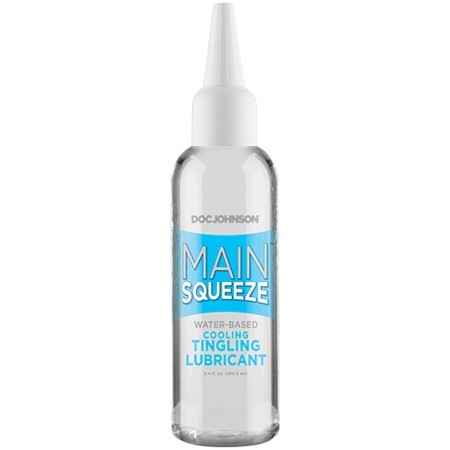 Main Squeeze – Cooling/Tingling – 3.4 fl. oz.
