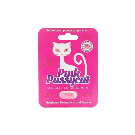 Pink Pussycat Female Sensual Enhancer