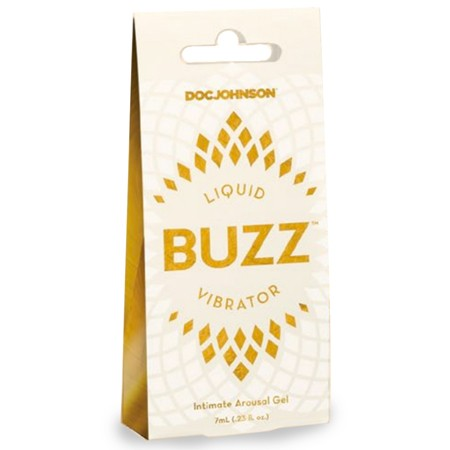 BUZZ – The Liquid Vibrator