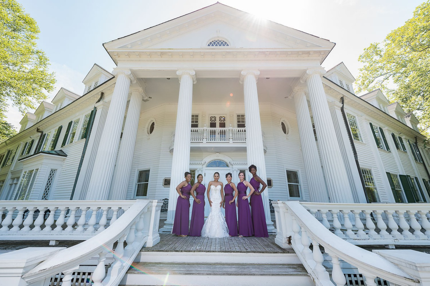 Moreland Mansion Wedding