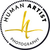 Human Artist Photography and Video Logo