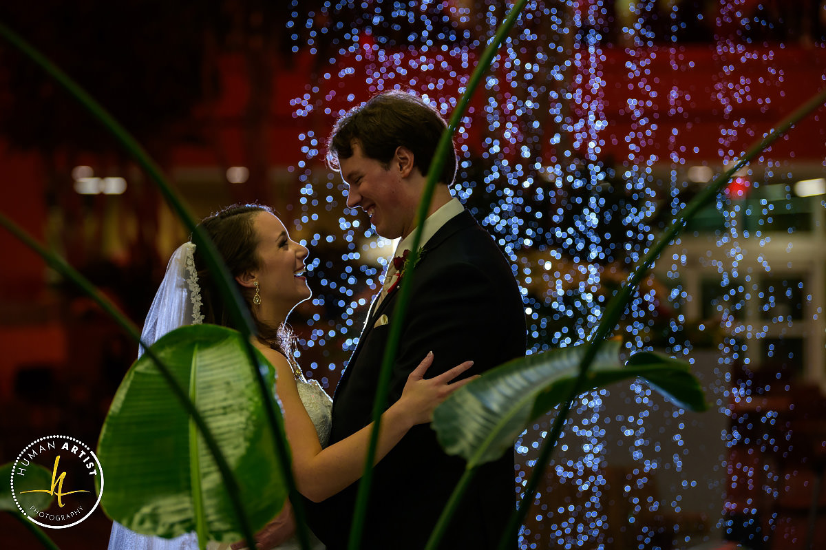 Corbin and Megan   Historic Saint Bernard Catholic Church Wedding